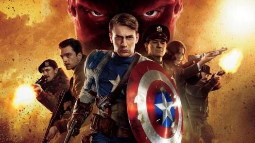 Kevin watches the entire MCU - Captain America: The First Avenger