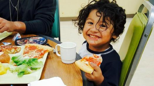 A Soup Kitchen in San Jose that Serves Free Food with a Warm Welcome