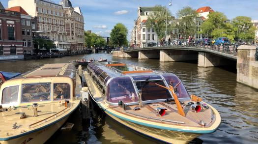 First Impressions of Amsterdam