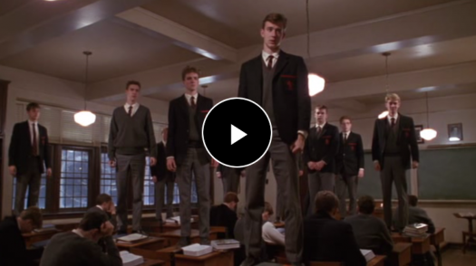 Revisiting Dead Poets Society: A Tribute to Robin Williams and Creativity