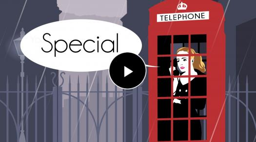 Special With Dan Shaw & Eden Michelle (Lyric Video)