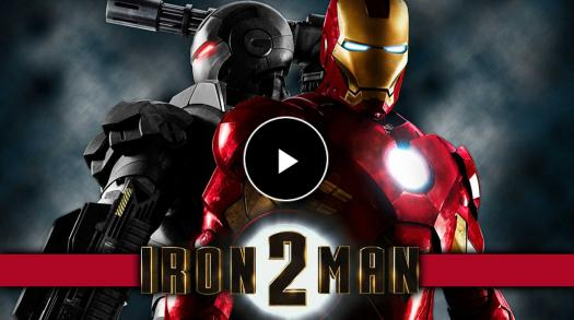 Kevin Watches The Entire MCU - Iron Man 2