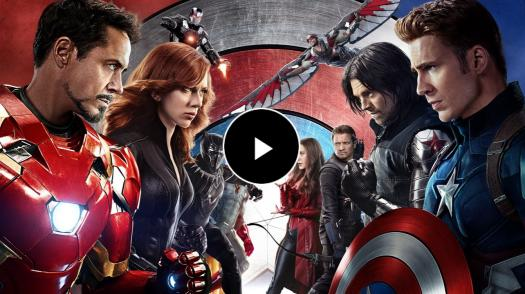 Kevin Watches The Entire MCU - Captain America: Civil War
